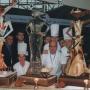 En Toni Viñas a l'any 1999, just després de guanyar el premi